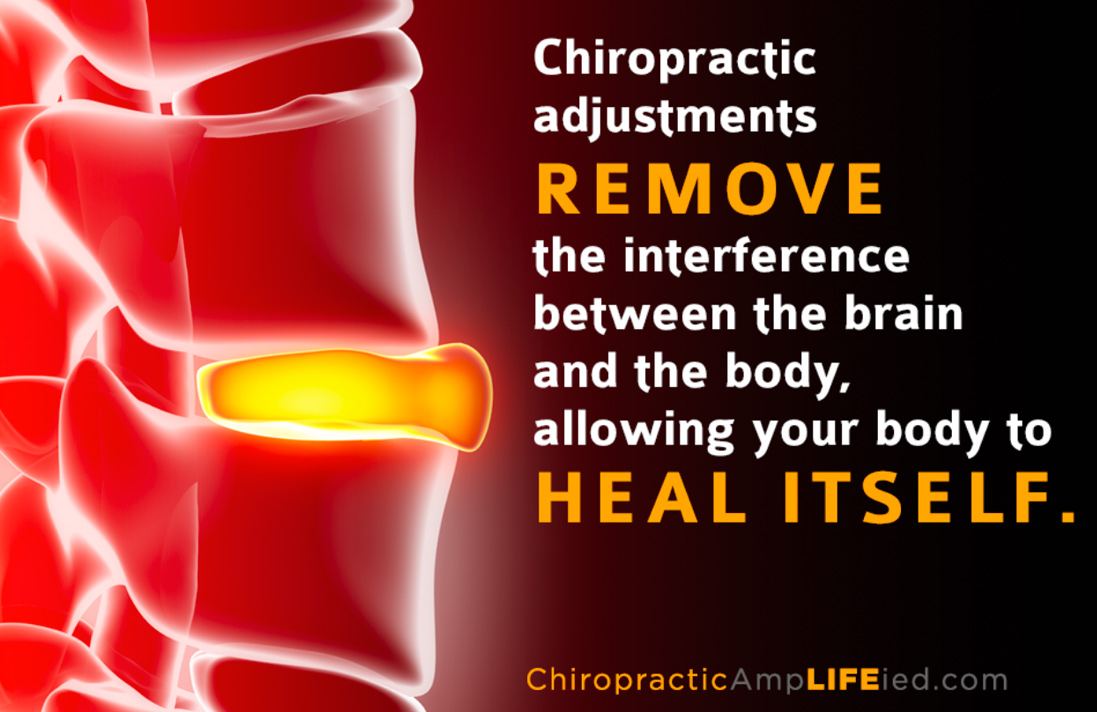 Allow The Body To Heal Itself