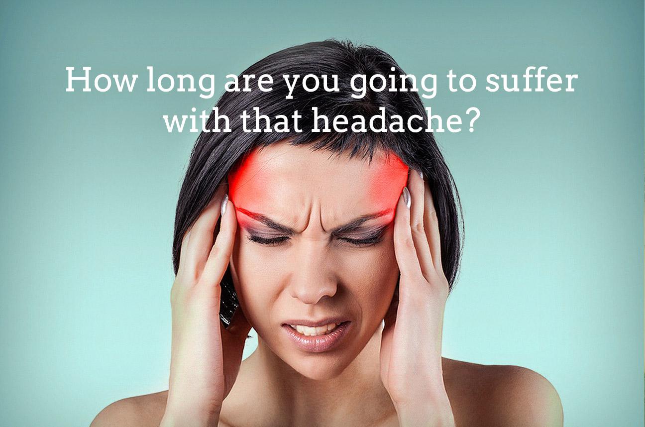 Migraine Headache?